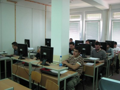 Laboratory for Operating Systems and Programming Languages